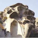 Rocks Ditch of Xinjiang
