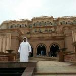 Foto de Hotel Abu Palace