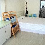 家庭房卧室带厨房独立卫生间