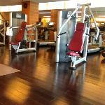 健身房不错