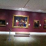 美术馆内部