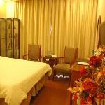 GreenTree Inn Tianjin Dabeiyuan Business Hotel Foto