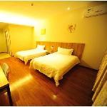 Eaka Hotel Cangzhou Huanghelou