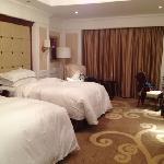 非常舒服的房间