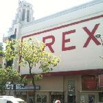 巴黎最古老的的rex舞厅