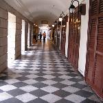 美利楼走廊