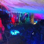 蓬莱仙洞内