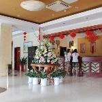 GreenTree Inn Suzhou Wuzhong Business Hotel resmi