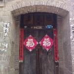 旁边村的古老建筑