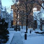 雪后的傍晚-Residence Inn Blue Ash