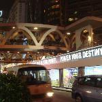 Causeway bay夜色