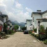 Photo de Mount Huangshan Fuli building Villa