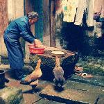 Houbantang Old Village