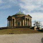 Grabkapelle auf dem Württemberg Foto