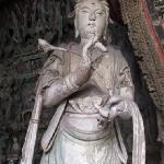 双林寺菩萨