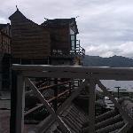 三楼公共观景台