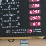 Beijing Fuxing Holiday Hotel Foto
