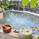 室外庭院泡池