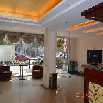 Photo de GreenTree Inn Shanghai Jiangwan Town Express Hotel