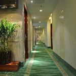 Foto de GreenTree Inn Beijing Xueqing Road Business Hotel