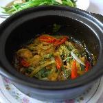 hot pot fish
