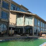 酒店露天泳池