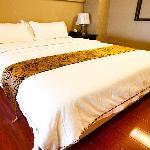 Photo de YiCheng Golden Palace Apartment Guangzhou Zhengjia Jindian