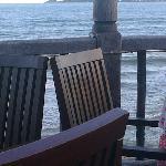 自主火锅就在海滩之上啊