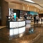 天津圣光皇冠假日酒店西餐厅