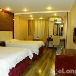 Photo of Just In Business Hotel Wuhan Guocikou