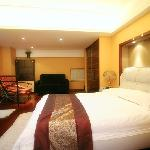 Big Shanghai International Garden Apartment Hotel Foto
