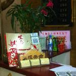 Foto de Golden Hotel Harbin Zhongyang Main Street
