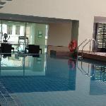 The Grand Wipanan Residence游泳池