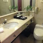 大床房洗手间