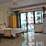 Foto de Yuantian Seaview Resort Apartment