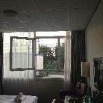 这是酒店房间