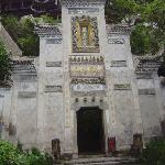Wanshou Palace of Shiqian