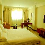 Green Tree Inn Shenzhen Kengzi Express Hotel Foto