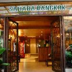 Photo de Bangkok Sahara Hotel