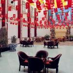 大型休息厅