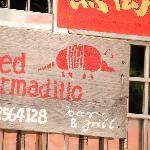 صورة فوتوغرافية لـ Red Armadillo