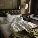 第一次去的大床房