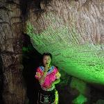 Ape Cavern in Jiuhuang Mountain