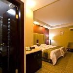 Anyi 158 Hotel Jianyang