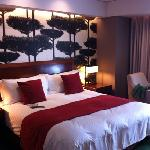 首尔洲际酒店客房