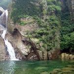 有山有水的好地方