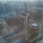 俯瞰北京长安街