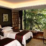 Photo de Phoenix Lake Impression Emei Hotel