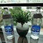 每天赠送2瓶水