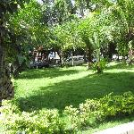 花园停车场